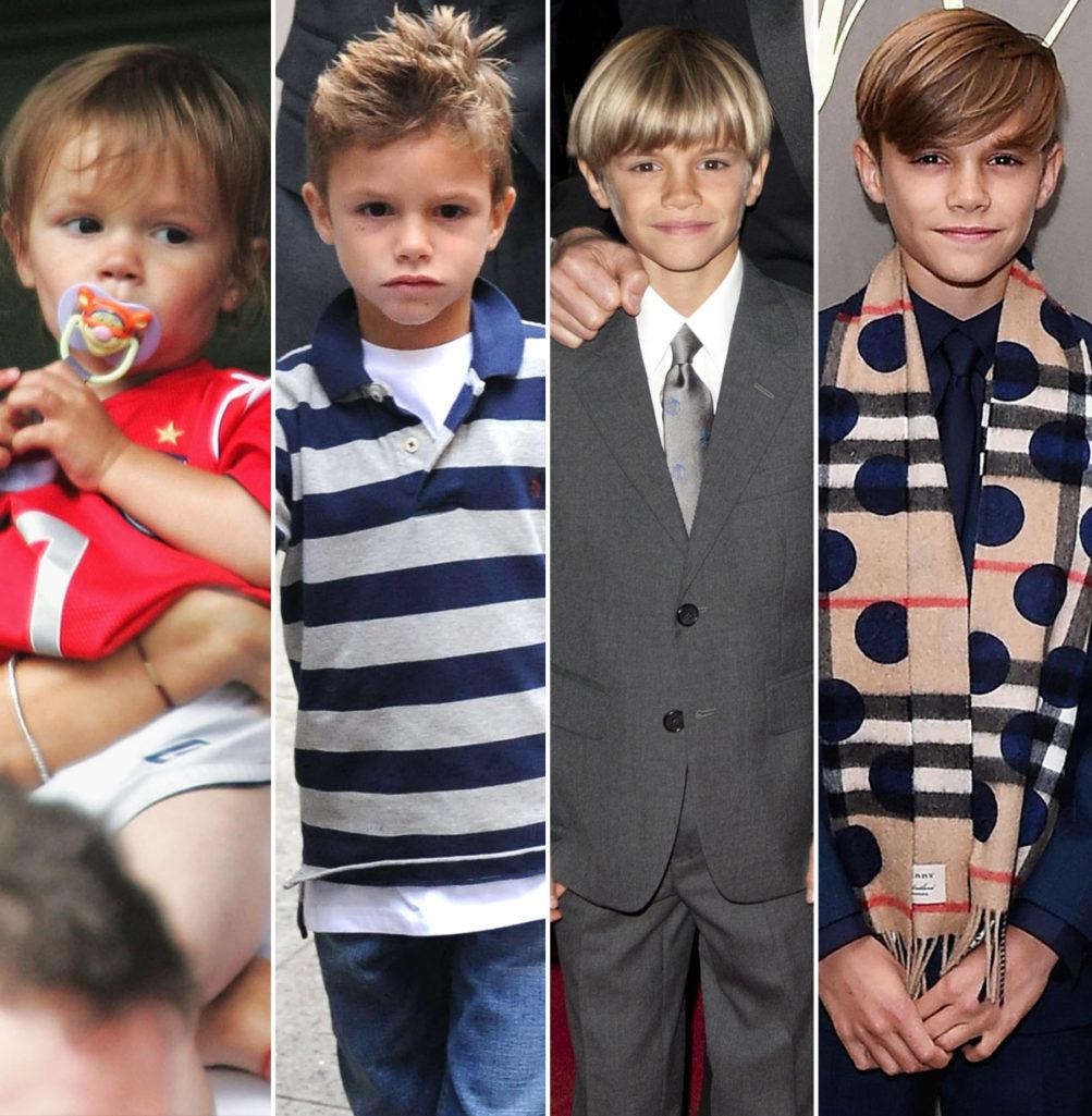 貝克漢二兒子「羅密歐」長大了!「14歲電力十足帥模樣」比哥哥帥是爸爸1:1複製人!