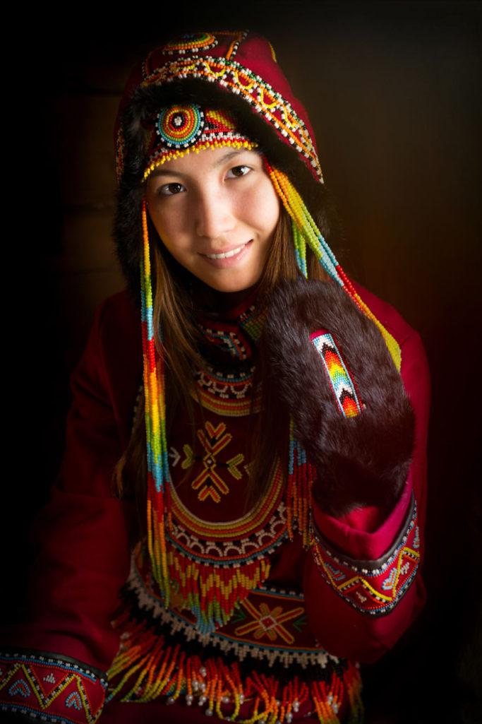 他在西伯利亞走過2萬5千公里,拍到這些「超美的少數民族」證明我們是井底之蛙! (30張)