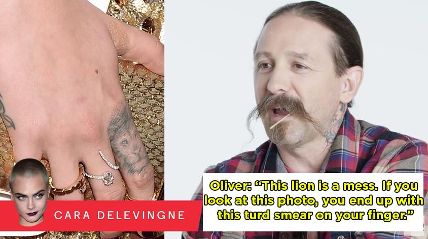 刺青家評「9個巨星刺青圖案」結果超爆笑  小賈斯汀品味真的超差!