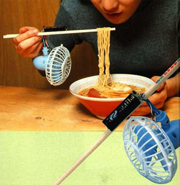 10個證明日本人跟地球人不同檔次「日本人的腦洞是黑洞」超創意發明。