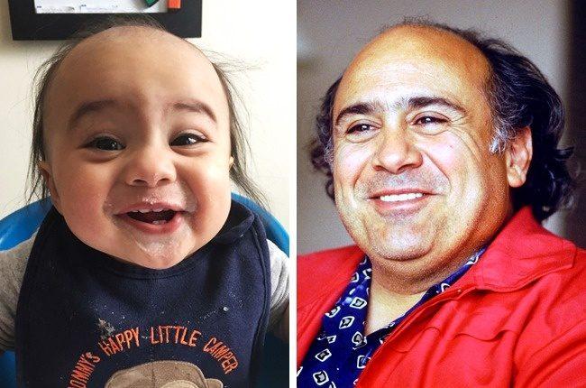 13個證明世界上沒有人是特別的「超級明星臉」小嬰兒!#11 他們成功複製地獄神廚了...