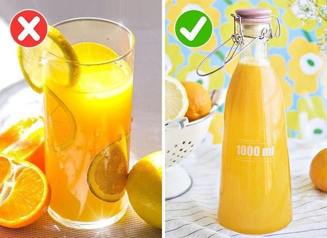 10大看似無害「但你最好立刻戒掉」的常吃食物。新鮮果汁其實超毒!