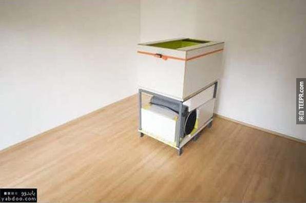 這個盒子看起來平平無奇,但是如果你看下去的話一定會讓你驚奇到個不行!