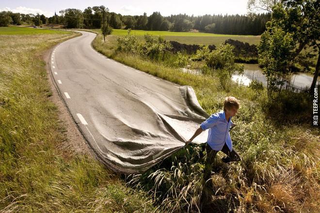 走出自己的一條路!