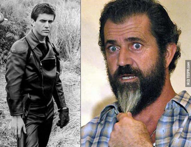 梅爾吉勃遜 (Mel Gibson)