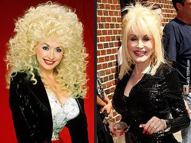 逃麗芭頓 (Dolly Parton)