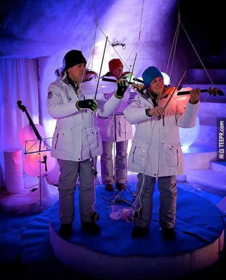 瑞典冰樂隊-10