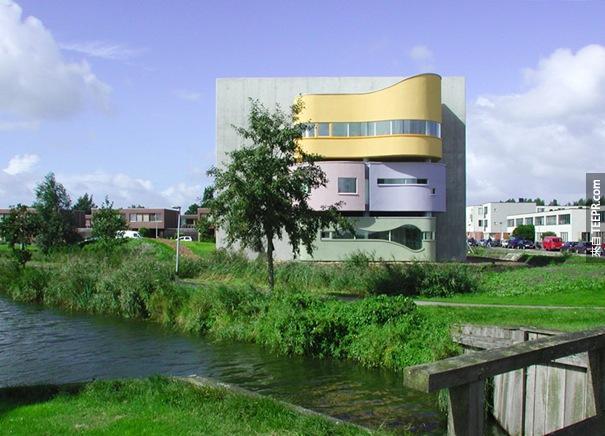 26. 長城大廈(格羅寧根,荷蘭)