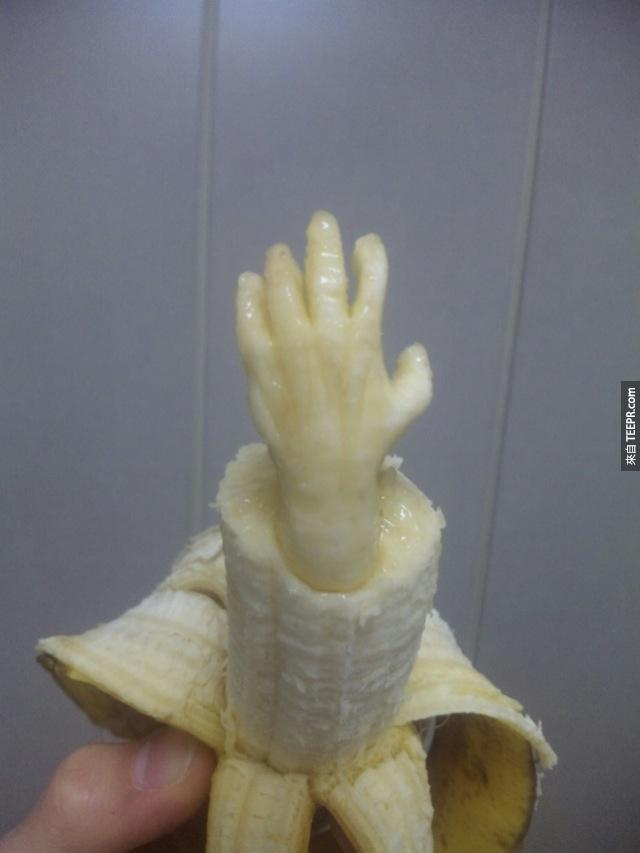 這名日本藝術家居然把香蕉拿來做這樣的事情!怎麼會這麼有創意!