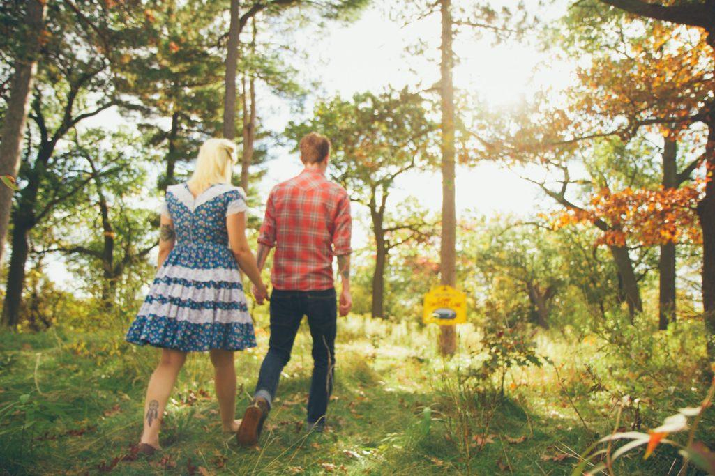 謀殺通常不是開始一段婚姻最好的方法...他們的訂婚照把親友都嚇壞了!(28張)