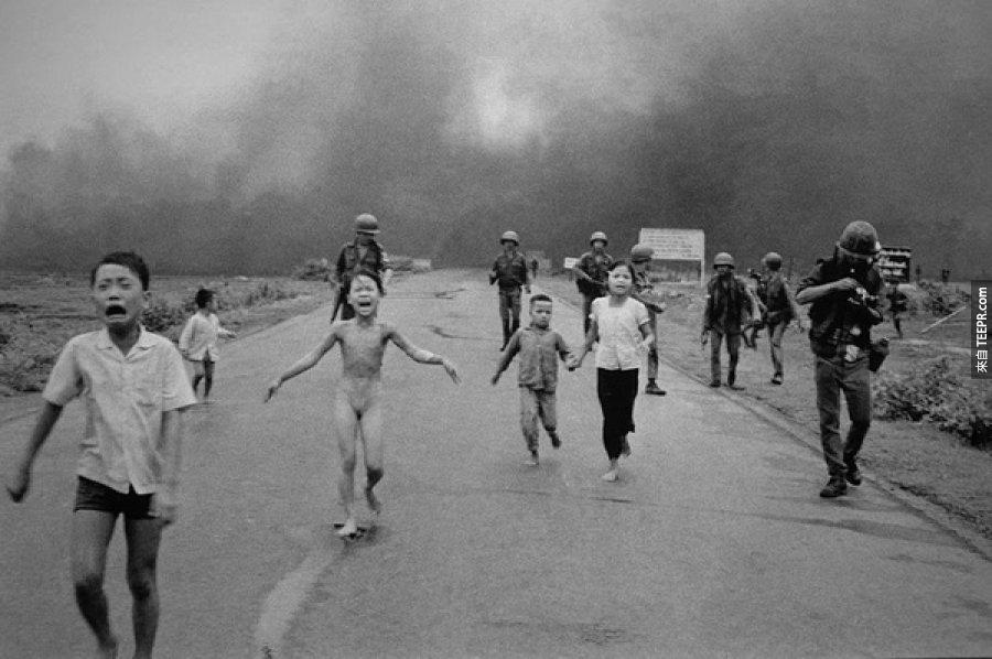 歷史裡19張最具震撼力的照片。看過很難不人生觀改變!