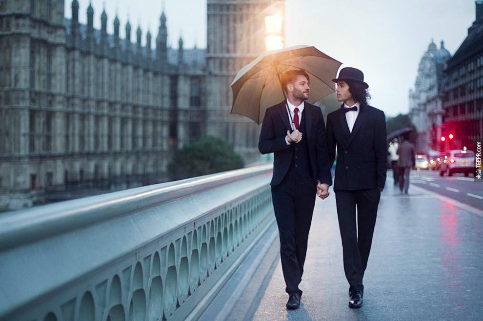 這世界上居然還有人反對同性戀?!看完這15張照片後包準改變你的看法。