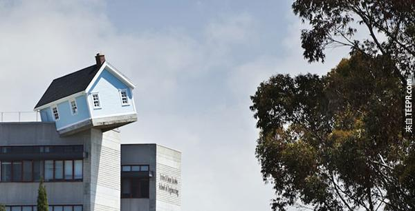 This isn't Do Ho Suh's first piece, but it's one the people of San Diego won't soon forget.
