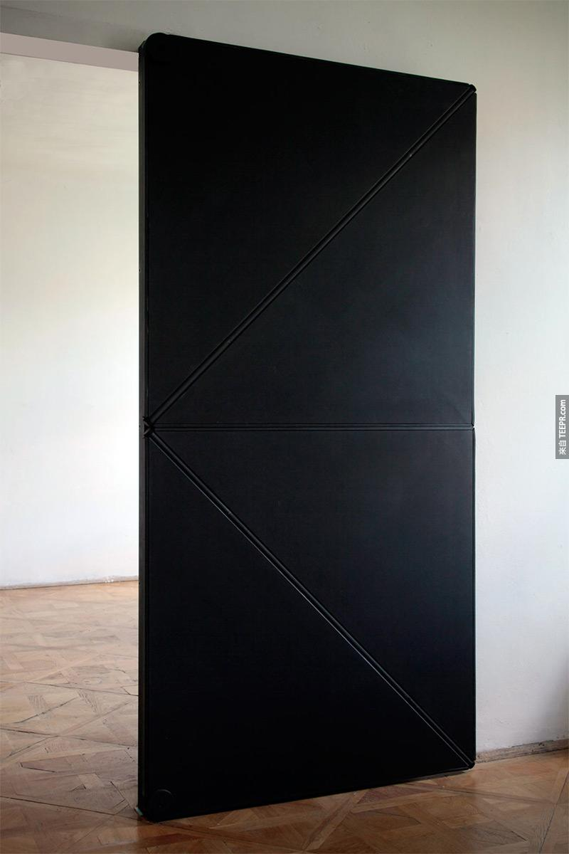 你如果以為這只是一扇門的話那你就大錯特錯了!真的太天才了!