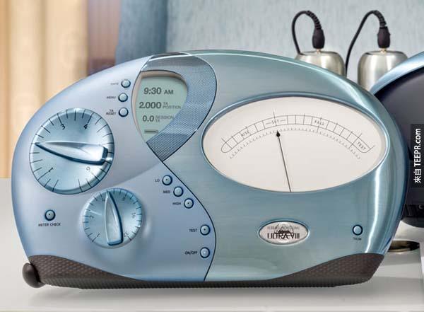 一個他們在總部用的超貴重的心靈電儀表。