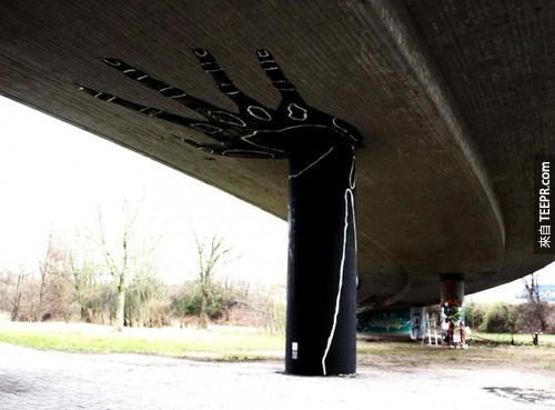 """9. 德國的""""支撐的手""""。"""