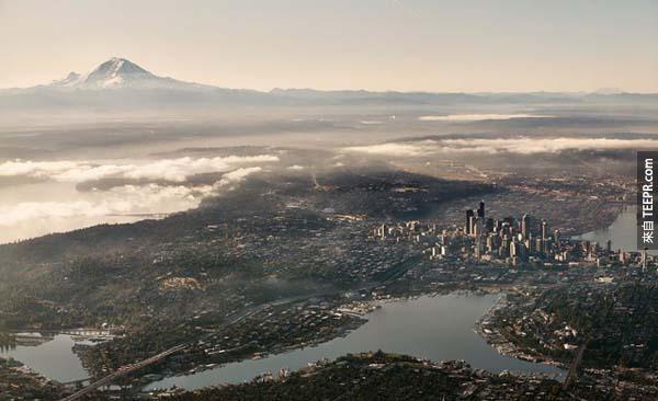 22)西雅圖(美國)
