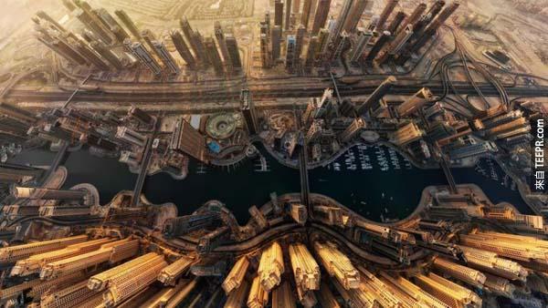 25)濱海灣,迪拜(阿拉伯聯合酋長國)