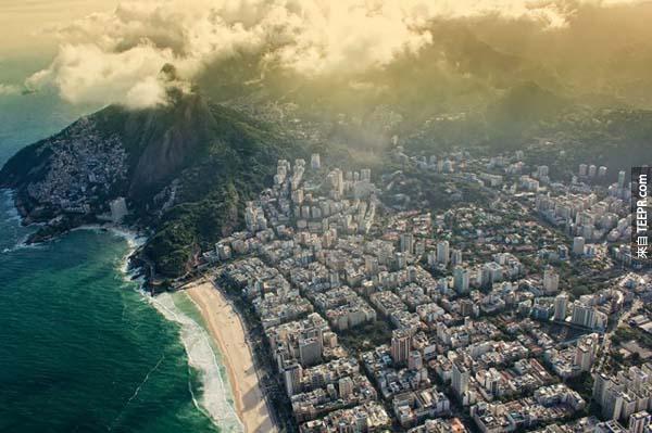 26)里約熱內盧(巴西)
