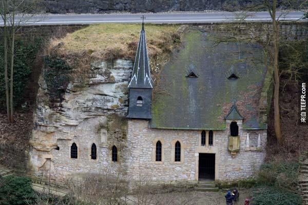 23. 教堂山 Church in a Hill (盧森堡)