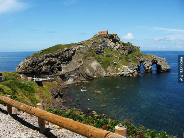 43. 冬宮 The Hermitage (聖胡安島,西班牙)