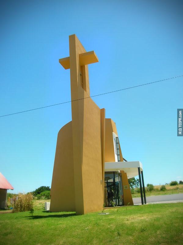 29. 天主教會 Catholic Church (烏拉圭,南美洲)
