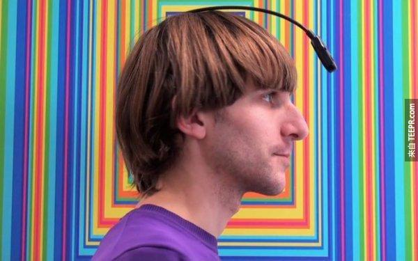 這名全色盲男子發現了可以聽到顏色的辦法。超驚奇的!