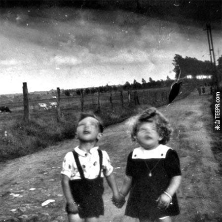 17張古代時的恐怖照片。沒膽量的人絕對不要看!會讓你睡不著覺!