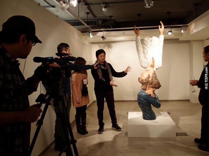 Yoshitoshi Kanemaki - Empty Kingdom - Art Blog
