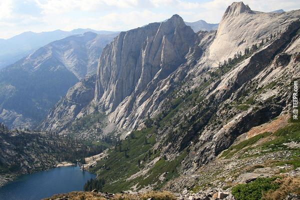 22)紅杉國家公園(加利福尼亞州)