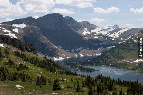 27)冰川國家公園(蒙大拿州)
