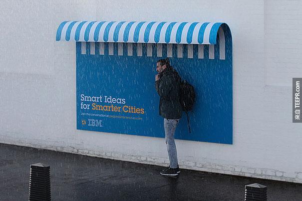 IBM: 聰明的點子給聰明的城市 (這個好棒!)