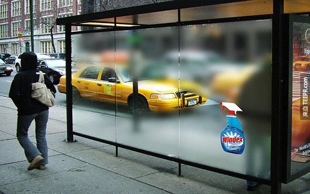 莊臣穩潔玻璃清潔劑 (Windex Glass Cleaner)