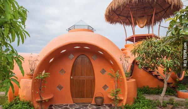 我不相信27萬台幣可以蓋出一棟完美的度假屋,但是這個人做到了!
