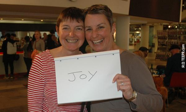 We asked people at some of the events what equal marriage meant to them .