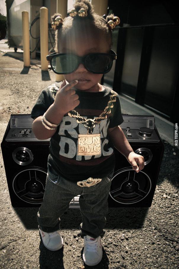 14. Run DMC 饒舌歌手