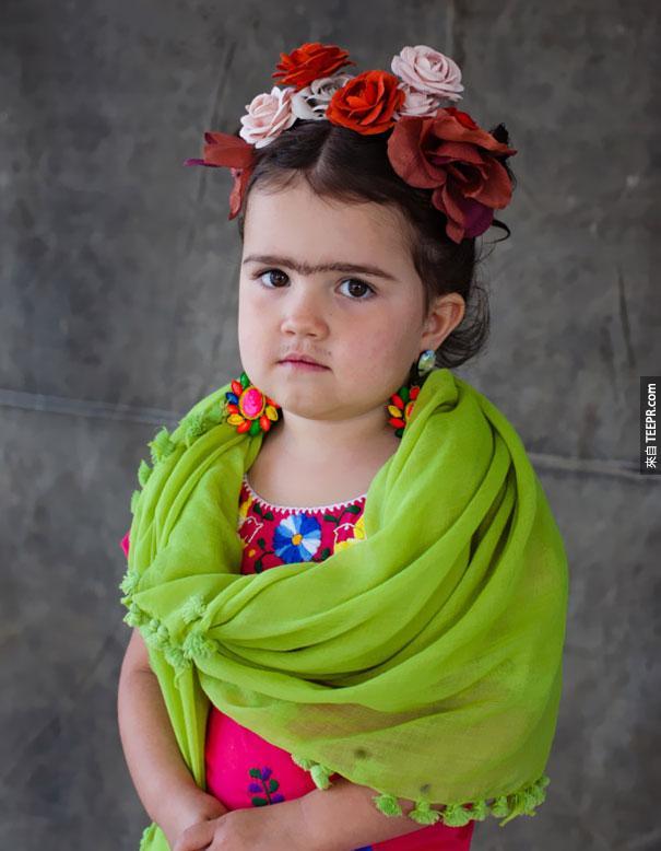 13. 芙烈達·卡蘿 (Frida Kahlo) - 知名西班牙藝術家