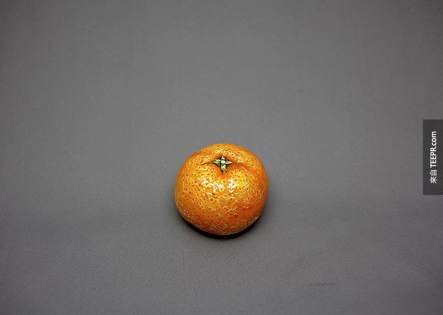 你一定猜不出來這些水果到底是什麼。我就一個都沒猜出來!