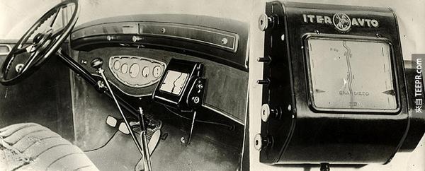 21.) 1932年的GPS系統。