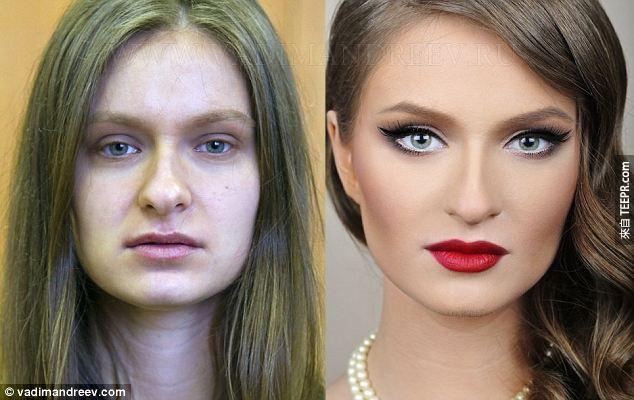 對所有追求美麗的女性,請看看這篇。這就是真相!