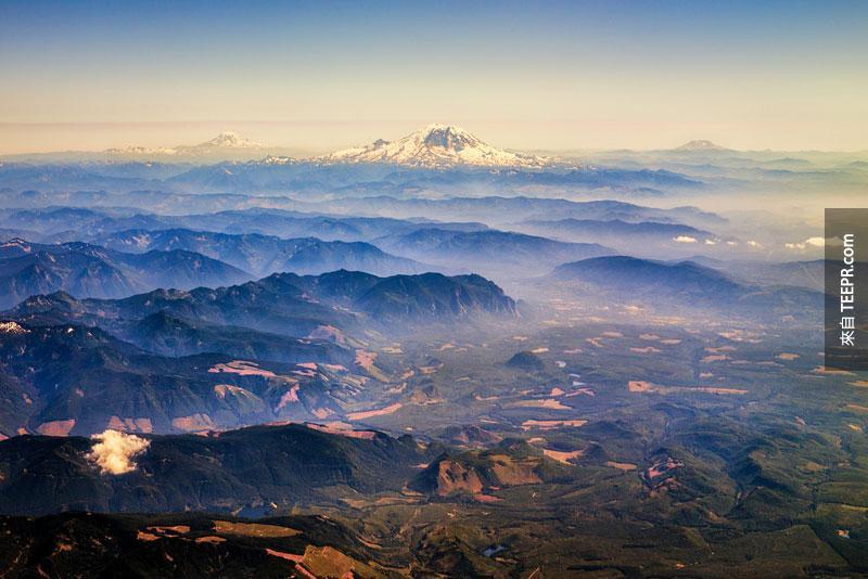 22. 還有瑞尼爾山國家公園。