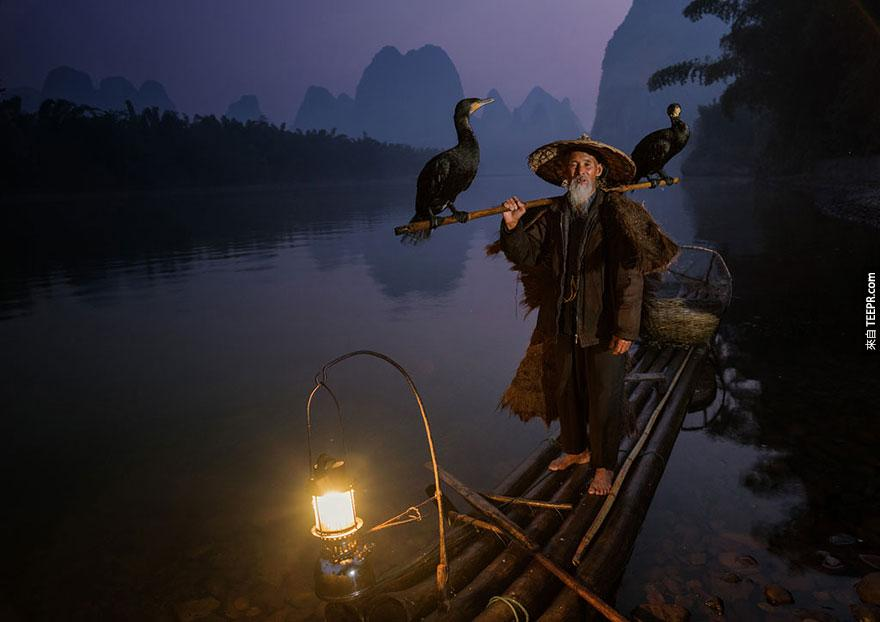 "澳洲國際獎: ""回家""(Going Home) by Neville Jones, Australia, 1st Place, 2014 Sony World Photography Awards"