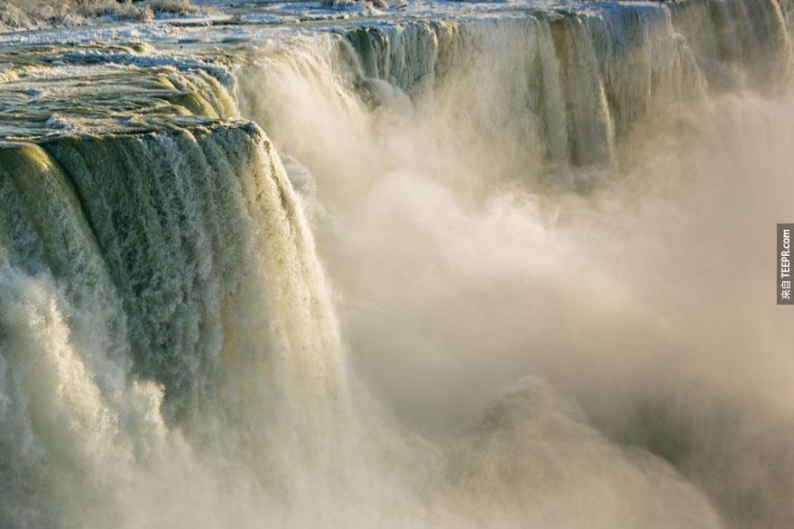 6. 尼亞加拉大瀑布 (Niagara Falls)