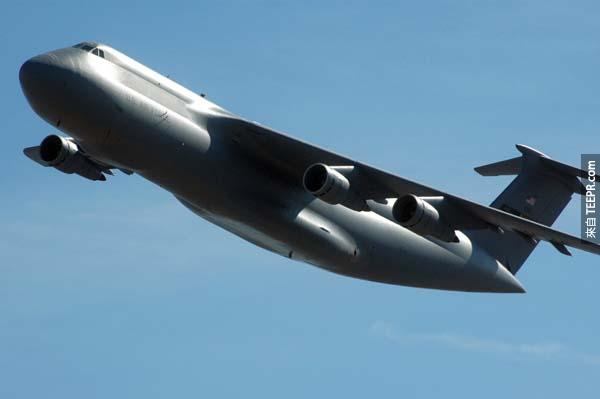 This is what the C-5 Galaxy looks like.