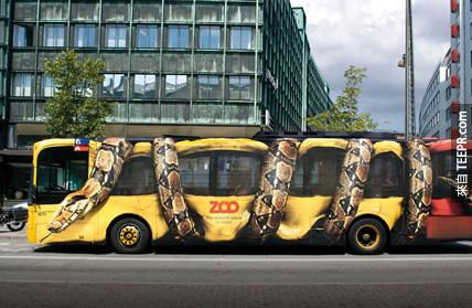這些40個廣告創意到可以改變世界。...看過就忘不了了!