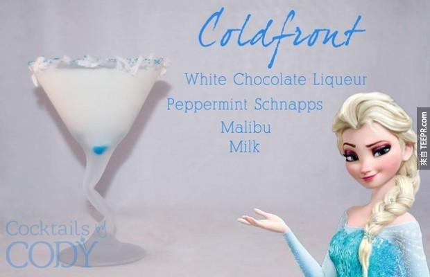 這24個精采的迪士尼人物調酒會讓你返老還童!我好想要喝艾莉絲的調酒!