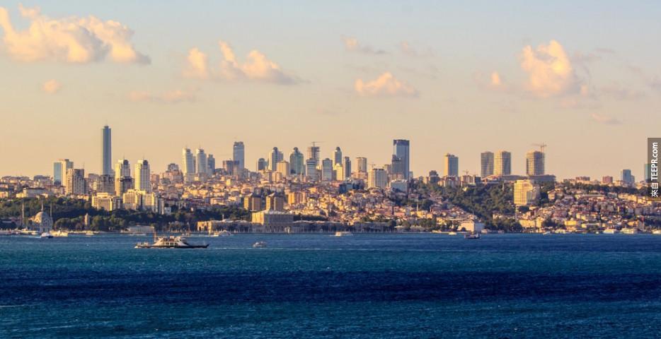 整合全世界旅客的評分,這就是25個全世界最該走訪的城市。這就是我的夢想!