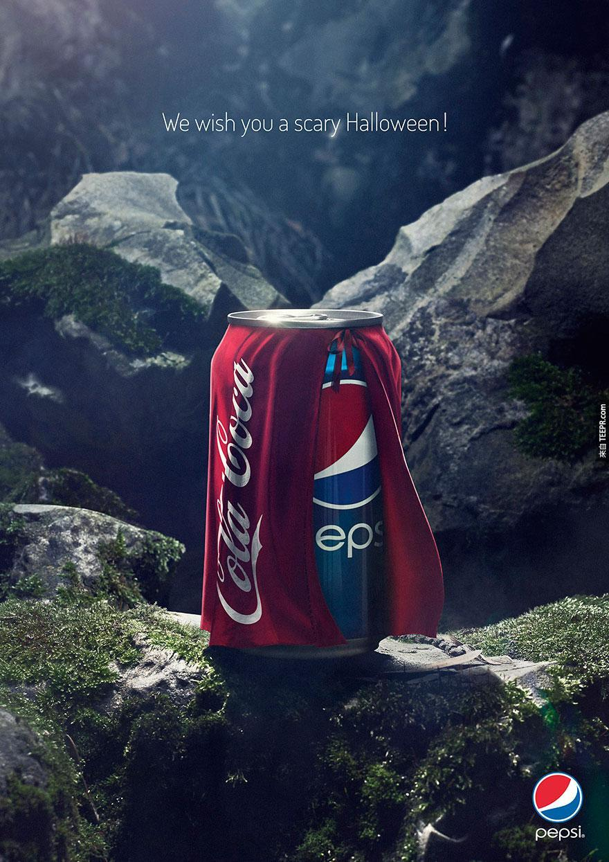 32個超有創意到一定會把你打動的平面廣告。