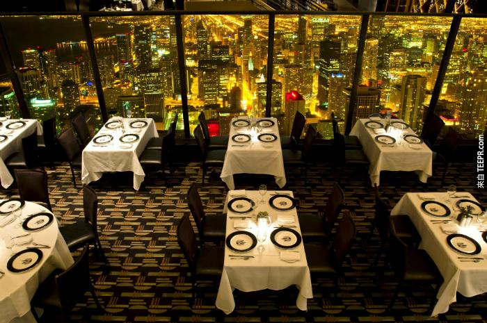 The Signature Room at the 95th - Chicago, USA