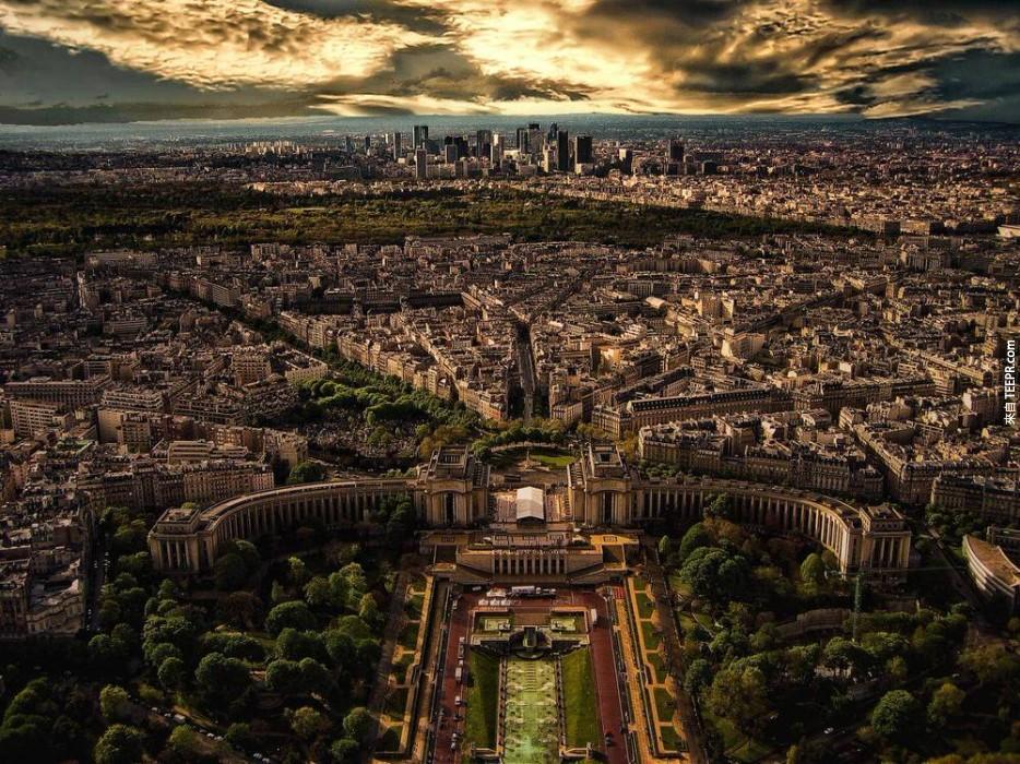 整合全世界遊客的評分,這就是25個全世界最該走訪的城市。這就是我的夢想!
